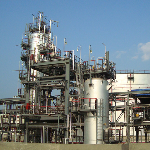 Oil Emulsion Waste Treatment